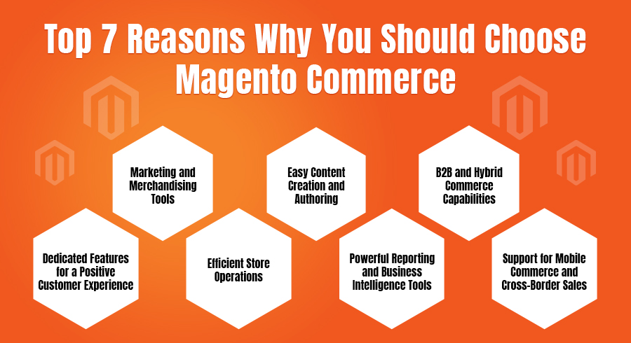 7 Reasons to Choose Magento Commerce