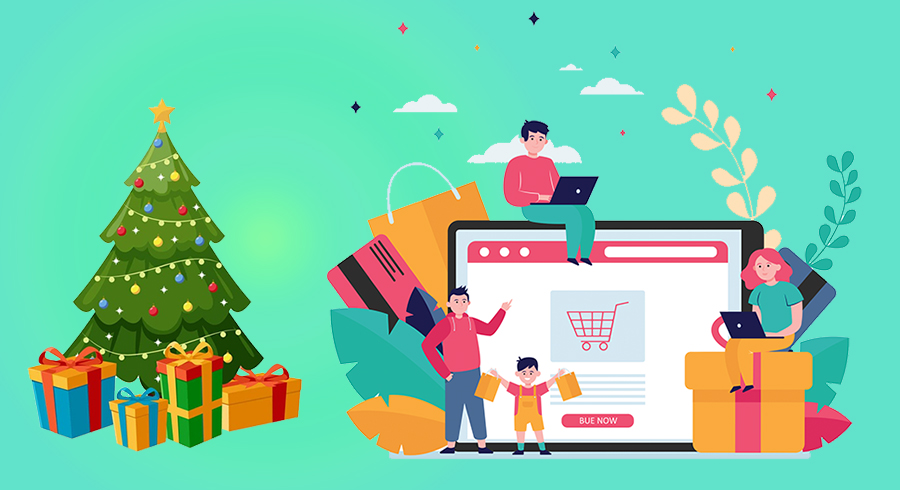 Christmas Holidays Shopping Guide on eCommerce Sites